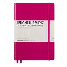 LEUCHTTURM1917 344809 Notebook Medium (A5), 249 numbered…