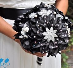 Midnight Star Bouquet <3 Beautiful