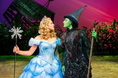 Wicked, el musical, Broadway, New York. #Wicked #Musical #Broadway #Entradas Reserva tu entrada: http://www.weplann.com/nueva-york/tickets-wicked-musical-broadway