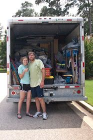 Our life on a budget...: Moving Tips and Tricks...