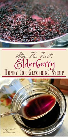 Remedies For Health No Flu Shots For Us: Use Elderberry Raw Honey Syrup effective against Avian Flu Nature's answer to Tamiflu, a prescription drug used to stop the flu. Herbal Remedies, Health Remedies, Home Remedies, Flu Remedies, Holistic Remedies, Natural Cures, Natural Health, Natural Remedies For Flu, Natural Treatments