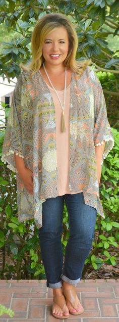 Perfectly Priscilla Boutique - Sweeter Than Honey Cardigan, $37.00 (http://www.perfectlypriscilla.com/sweeter-than-honey-cardigan/)