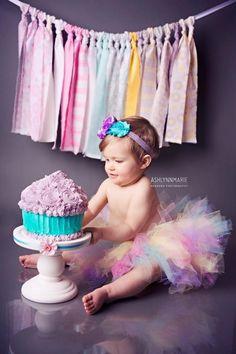 1st Birthday Tutu Set Newborn Baby Tutu by EmilyzEmbellishments, $27.99