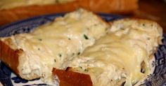 Deep South Dish: Catch of the Day Crab Bread Copycat