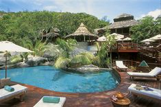 Hôtel Constance Lémuria Resort (Praslin - Seychelles) #constance #lemuria #seychelles #praslin