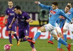 Prediksi Fiorentina vs Napoli, 23 Desember 2016
