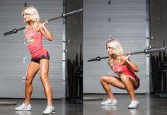 Superset leg day workout - Women's Health & Fitness