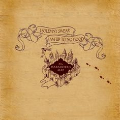 From their Hogwarts' years when they were famous for their mischiefs - the Marauders. -cover found ont tumblr