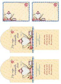Karlas Art Printableshttp://www.karladornacher.com/Pages/Printables.html Tea Bags