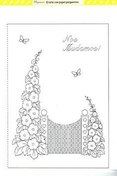 Pergamano šablony - free pattern - Kateřina Horáková - Álbuns da web do Picasa Parchment Design, Parchment Craft, Quilt Patterns Free, Craft Patterns, Free Pattern, Bob Mackie, Origami Dress, Architecture Tattoo, Embroidery Motifs