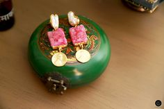 #earrings #accessories #rock #rockearrings #jewel #jewellery #jewels #coinearrings #fashion #style