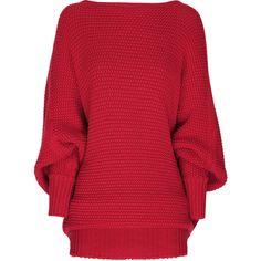 Halston Cashmere sweater dress ($693) via Polyvore