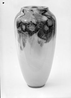Vase designed by Louis Comfort Tiffany.