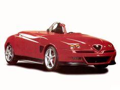 1998 Alfa Romeo Spider Monoposto Concept (916)