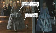 American Duchess: Costume Analytics: Marie Antoinette's Dove Grey Riding Habit