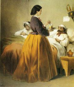 Florence Nightingale in Scutari