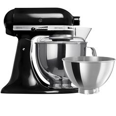 KitchenAid Artisan KSM160 Stand Mixer Onyx Black - Buy Now & Save! Kitchenaid 600, Kitchenaid Artisan Mixer, Small Kitchen Appliances, Kitchen Aid Mixer, New Kitchen, Kitchenaid Professional Mixer, Kitchenaid Standmixer, Pick And Mix