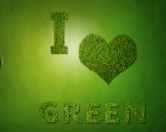 I love green wallaper by thisko on DeviantArt Mean Green, Go Green, Green Colors, Pink And Green, World Of Color, Color Of Life, Color Meanings, Color Psychology, Green Life