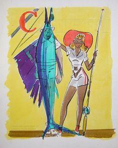 Earl Oliver Hurst - Collier's cvr prelim, in Joakim Gunnarsson's Earl Oliver Hurst Comic Art Gallery Room Vintage Comics, Vintage Art, Character Art, Character Design, Animation Sketches, Retro Art, Cartoon Styles, Comic Art, Illustrators