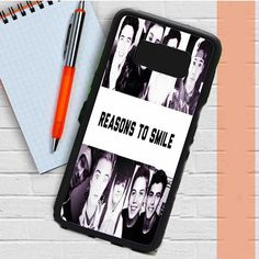 Magcon Boys Cute' Samsung Galaxy S8 Plus Case Dewantary