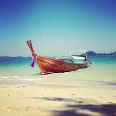 Dreaming of Phuket.