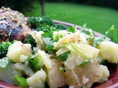 Bulgarian Potato Salad. Photo by Annacia                                                                                                                                                                                 More