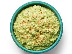 Creamy Guacamole recipe from Food Network Kitchen via Food Network