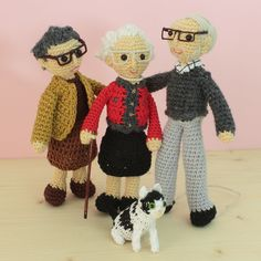 Elvira, Eduardo, Elvira y Pepa   Lalala Toys
