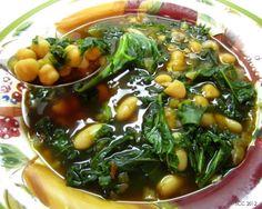 Healthy Kale and Bean soup Veggie Recipes, Soup Recipes, Vegetarian Recipes, Healthy Recipes, Kale And Bean Soup, Kale Soup, Healthy Cookies, Healthy Snacks, Health