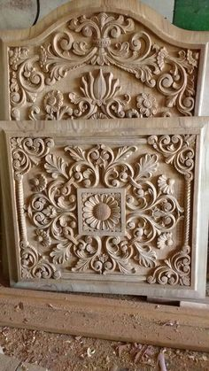 Single Door Design, Cane Baskets, Single Doors, Chair Upholstery, Cnc Router, Decorative Boxes, Carving, Furniture, Home Decor