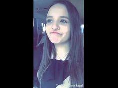 8 minutos com Larissa Manoela - Snapchat