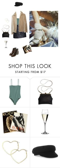 """Forte et tendre"" by mystical-anya ❤ liked on Polyvore featuring H&M, Mimi Berry, Rodin, Riedel, Thalia Sodi and Étoile Isabel Marant"