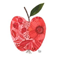 Day 172 -RED APPLE by Oana Befort