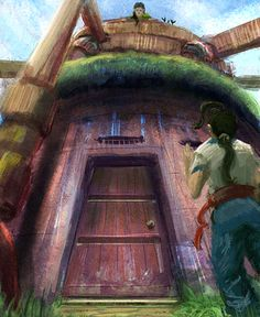 XSS14: Looking for Citan (Xenogears Playstation PSX PS1 remake into a series of speed paintings fanart by Gabriel Perez)