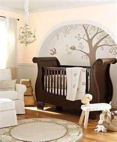 baby room decor ideas - walls