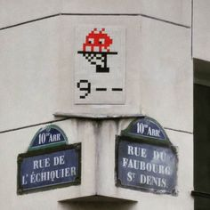 You'd like this one by vetilisa #spaceinvader #unas (o) http://ift.tt/2cFcZ7W #paris10