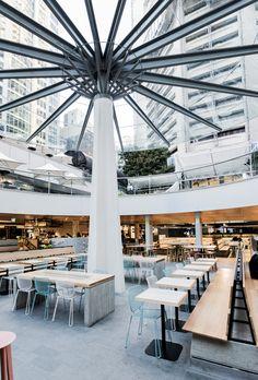 Gallery of MLC Centre Food Court / Luchetti Krelle - 12