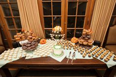 Love the donuts/cupcakes/cake