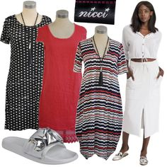 Exciting and chic new stock now at #Nicci stores & online nicci.co.za #NicciSS17 Ss 17, Chic, Polyvore, Image, Fashion, Shabby Chic, Moda, Elegant, Fashion Styles