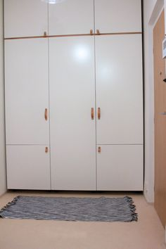 Using Ikea Kitchen Cabinets as a Closet - Our Guide to the Everyday Ikea Kitchen Cupboards, Ikea Storage, Ikea Storage Cabinets, Ikea Cupboards, Ikea Cabinets, Closet Kitchen, Kitchen Wardrobe, Ikea Kitchen Cabinets, Closet Cabinets