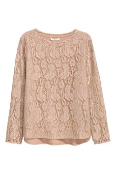 Lace top | H&M