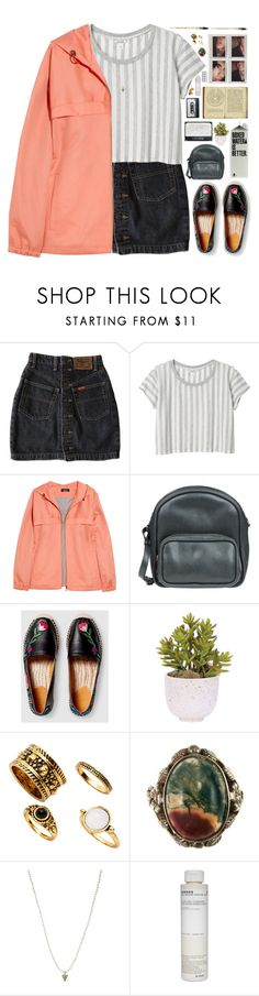 """""""I don't know what the f*ck i'm doing"""" by my-black-wings ❤ liked on Polyvore featuring Monki, A.P.C., Jil Sander Navy, Gucci, Lux-Art Silks, Polaroid, ASOS and Korres"""