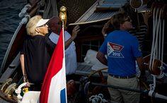 Koninklijk bezoek voor Sail (fotoserie) - Koninklijk huis - Reformatorisch Dagblad