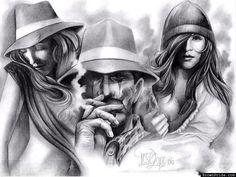 Chicano art, tattoo ideas, tattoo, tattoos, lowrider, low rider art, lowrider tattoo, Chicano arte, gangster, gangster tattoo, prison art, ink, inked, tattoo art, inkedup, tattedup, tattooed, inkedmag, tats, hand tattoo, head tattoo, face tattoo, foot tattoos, chest tattoo, neck tattoo, sexy tatts, tattoo designs, tattoo sleeve, gangsta tattoos, Chicano style, Chicano tattoos, jail art, jail tattoo
