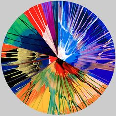 Paintings, Design and Works of Damien Hirst – Edyta & Co. Interior Design - Chicago Interior Design Firm