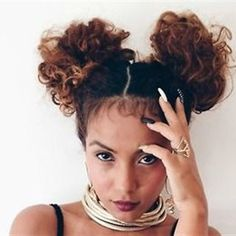 Double Bun: 12 estilos para copiar já!, #glamboxbrasil