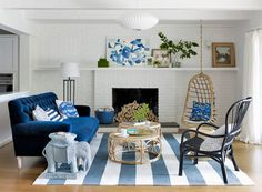 Living and Dining Room Makeover