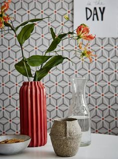 Bekijk de foto van BNWallcoverings met als titel Behang Layers by Edward van Vliet - BN Wallcoverings en andere inspirerende plaatjes op Welke.nl.