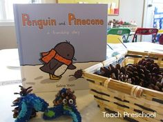 P is for Pinecone - I LOVE stories that engage kids and continue even after you close the book.