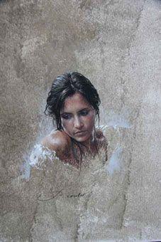 Pastel de Natalie Picoulet